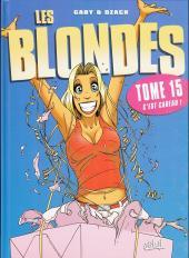 Les blondes -15- C'est cadeau !