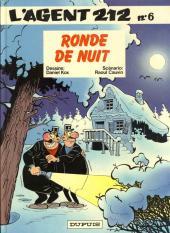L'agent 212 -6a1990- Ronde de nuit