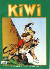 Kiwi -526- Le visage de la peur...