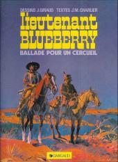 Blueberry -15b1985- Ballade pour un cercueil