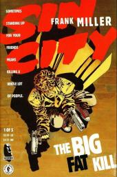 Sin City: The Big Fat Kill -1- The Big Fat Kill (1/5)