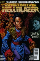 Hellblazer (1988) -241- The laughing magician - part two