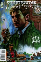Hellblazer (1988) -240- The laughing magician - part one