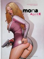 Mona Agent X -1- Premières armes