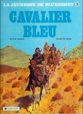 Blueberry (La Jeunesse de) -3b1984- Cavalier bleu