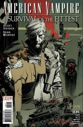 American Vampire: Survival of the fittest -5- Volume 5/5