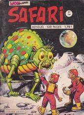 Safari (Mon Journal) -74- Fou-fou-fou !