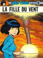 Yoko Tsuno -9a81- La fille du vent