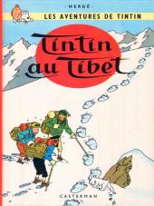 Tintin (Historique) -20C4- Tintin au Tibet