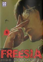 Freesia -8- Tome 8
