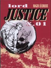 Lord Justice X.01 -2- Tome 2