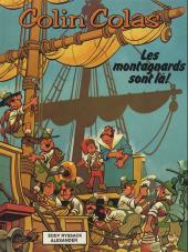 Colin Colas -1'- Les montagnards sont là!