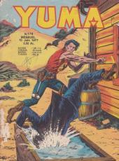 Yuma (1re série) -176- Dans la tanière du loup