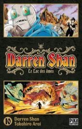Darren Shan -10- Le Lac des âmes