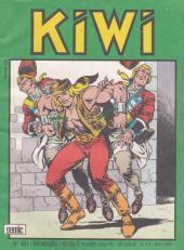 Kiwi -481- Un étrange ami !