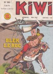 Kiwi -385- Le visage de la peur...