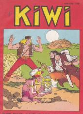 Kiwi -405- Le tombeau des Mayas