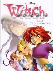 W.I.T.C.H. - Saison 1 (Glénat) -2- Les douze portails