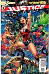 Justice League (2011) -3- Justice League part 3