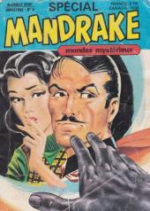 Mandrake (4e Série - Remparts) (Spécial - 2) -9- Sur un navire sidéral