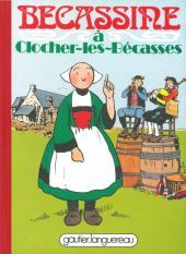 Bécassine -21d92- Bécassine à Clocher-les-Bécasses