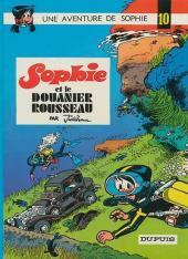 Sophie (Jidéhem) -10a1984- Sophie et le douanier rousseau