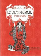Le chat du kimono -HS- Les carnets du kimono - Recueil d'images