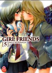 Girl friends -5- Volume 5