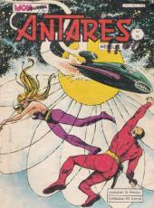 Antarès (Mon Journal) -11- Le fils du volcan