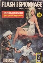 Flash espionnage (1re série - Arédit) -64- Harem rouge