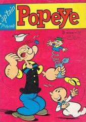 Popeye (Cap'tain présente) -112- Le prix des épinards