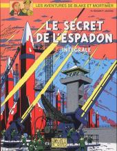 Blake et Mortimer (Les Aventures de) -INT1a- Le Secret de l'Espadon - Intégrale