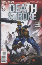 Deathstroke (2011) -1- Back to basics
