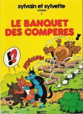 Sylvain et Sylvette -4a- Le banquet des compères !