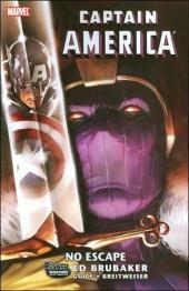 Captain America (Marvel comics - 1968) -INT12a- No Escape