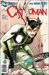 Catwoman (2011) -3- No one can find any piece of me here