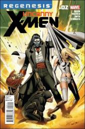 Uncanny X-Men (2011) -2- Everything is sinister part two