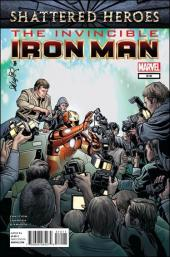 Invincible Iron Man (2008) -510- Demon part 1 : the beast in me