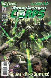 Green Lantern Corps (2011) -3- Force of will