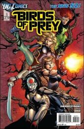 Birds of Prey (2011) -3- You might think