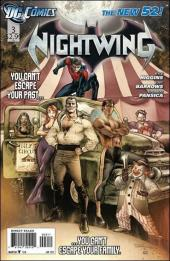 Nightwing (2011) -3- Past and present