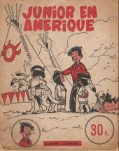 Luc Junior -1- Junior en Amérique / Bijoux volés