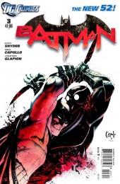 Batman (2011) -3- The thirteenth hour
