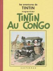 Tintin (Fac-similé N&B) -2PF- Tintin au congo