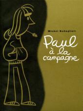 Paul -1- Paul à la campagne