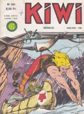 Kiwi -391- Les pirates des nuages