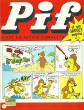 Pif (Gadget) -7- Numéro 7