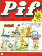 Pif (Gadget) -8- Numéro 8