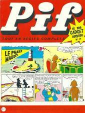 Pif (Gadget) -10- Numéro 10