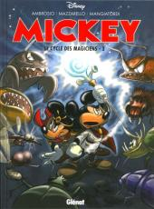 Mickey (Histoires longues) -4- Le cycle des magiciens - III